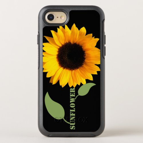 Sunflower OtterBox Symmetry iPhone 8/7 Case
