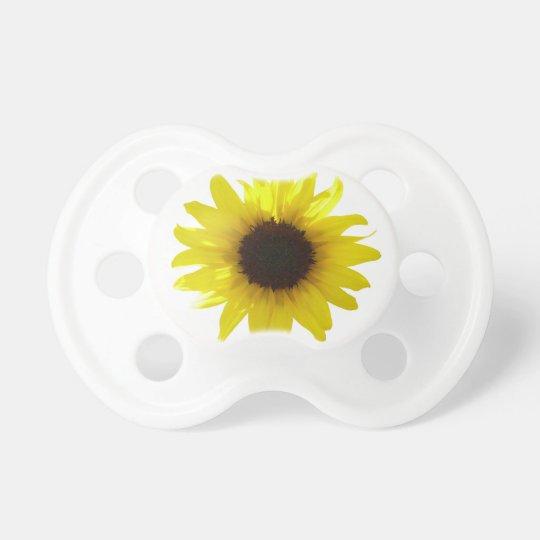 Sunflower Pacifier Zazzle Com