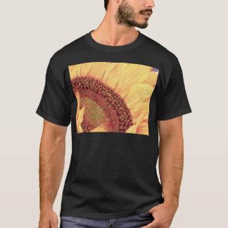 Sunflower Painting Flower Art - Multi T-Shirt