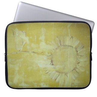 Sunflower Painting!!! Laptop Sleeve