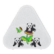 Sunflower Pandas Speaker