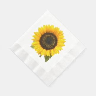 Sunflower Paper Napkin