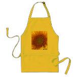 Sunflower Photo Adult Apron