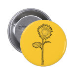 Sunflower Pins