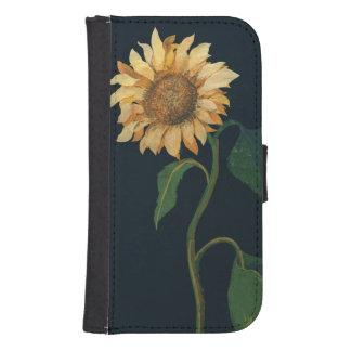 Sunflower Phone Wallet Cases