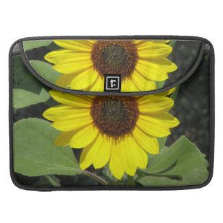 """Sunflower Plant 15"""" Macbook Sleeve MacBook Pro Sleeves"""