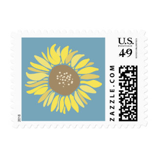 Sunflower Postage