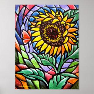 Sunflower-Poster Poster