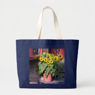 Sunflower Pot bag
