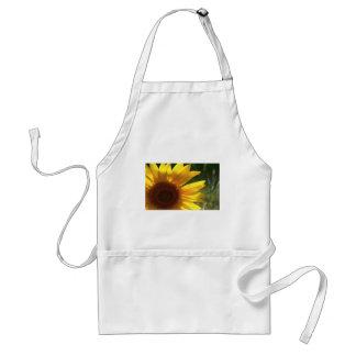 Sunflower Power! Adult Apron