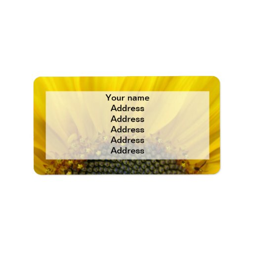 how to create business mailing labels canada