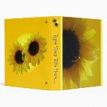 Sunflower Recipe Book - Flavorites Recipe Book Binder