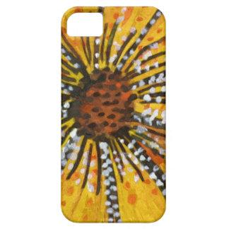 sunflower riot iPhone SE/5/5s case
