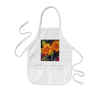 sunflower riot kids' apron