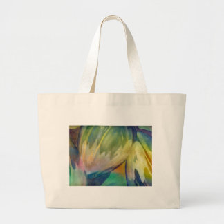 Sunflower Seeds Watercolor Tote Bag