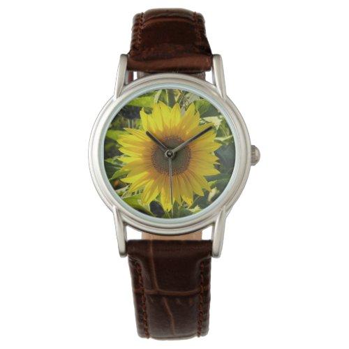 Sunflower Sensation Watch
