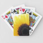 Sunflower Shine Bicycle Poker Deck
