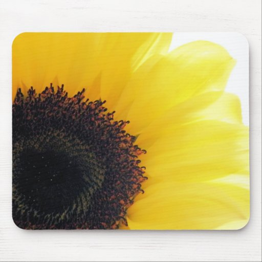 Sunflower Shine Mouse Pads