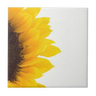 Sunflower Sings Ceramic Tiles