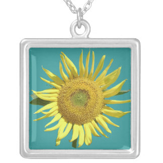 Sunflower Sisters Necklace