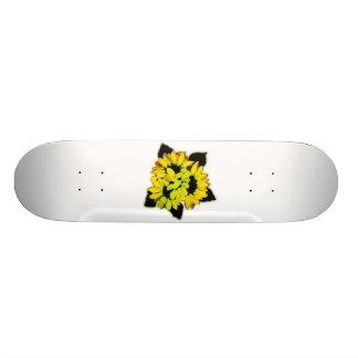 Sunflower Skate Deck