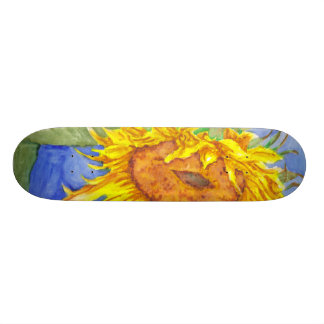 Sunflower Skateboard Deck