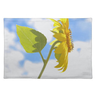 Sunflower Sky Place Mats