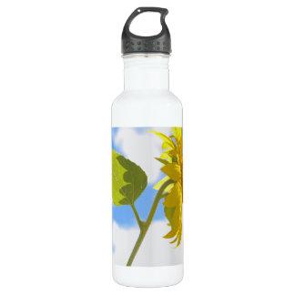 Sunflower Sky Stainless Steel Water Bottle