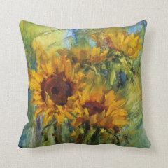 Sunflower Slo Drag Pillow