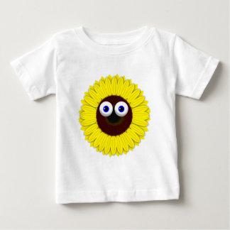SUNFLOWER STARE BABY T-Shirt