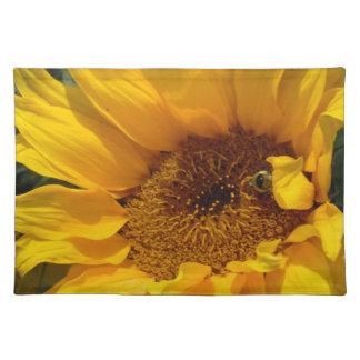 Sunflower Sun Cloth Placemat