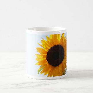 Sunflower Sun Coffee Mug