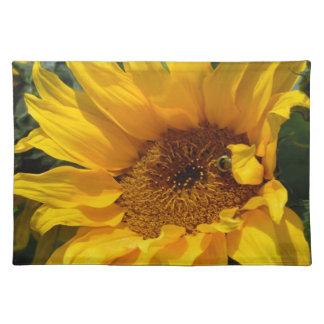 Sunflower Sun Placemat
