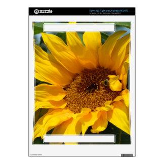 Sunflower Sun Xbox 360 Skin