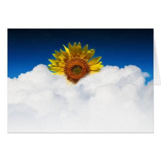 Sunflower Sunrise Card
