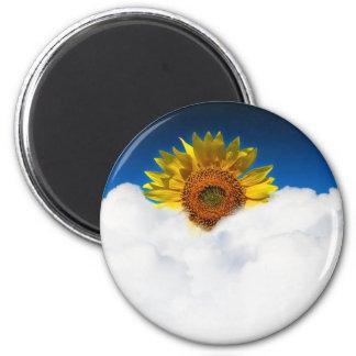 Sunflower Sunrise Magnet