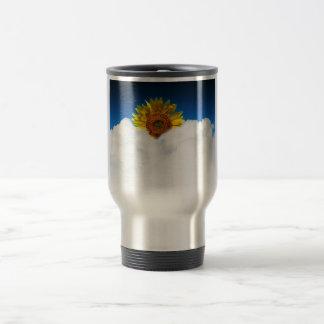 Sunflower Sunrise Travel Mug