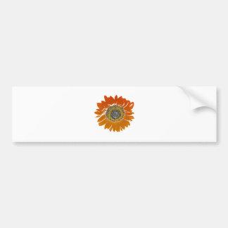 Sunflower Sunshine Bumper Sticker