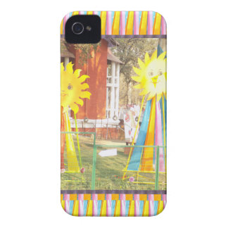 sunflower sunshine decorations festivals celebrati iPhone 4 Case-Mate case