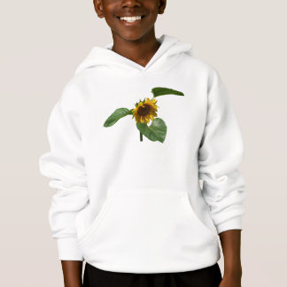 Sunflower Takes a Bow Kids Hoodie
