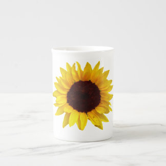 Sunflower Tea Cup