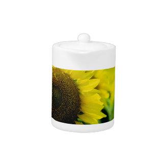 Sunflower Teapot