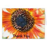 "Sunflower ""Thank You"" Card"