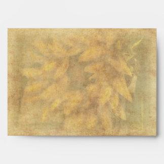 Sunflower - The Sunflower Envelope