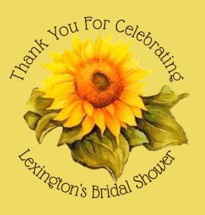 sunflower themed wedding bridal shower white chocolate dipped oreo