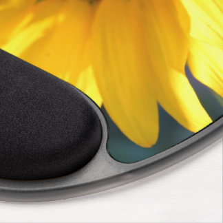 Sunflower to brighten your day gel mouse pad