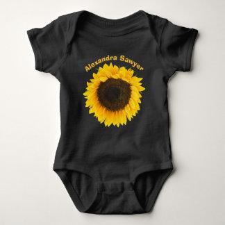 Sunflower Toddler Infant Creeper