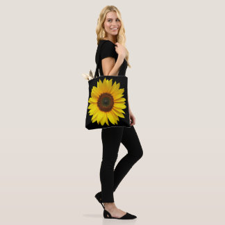 Sunflower Tote Bag All-Over Print