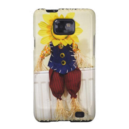 Sunflower toy Samsung Galaxy S Case Samsung Galaxy S2 Covers