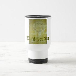 Sunflower Travel Mug!!! Travel Mug